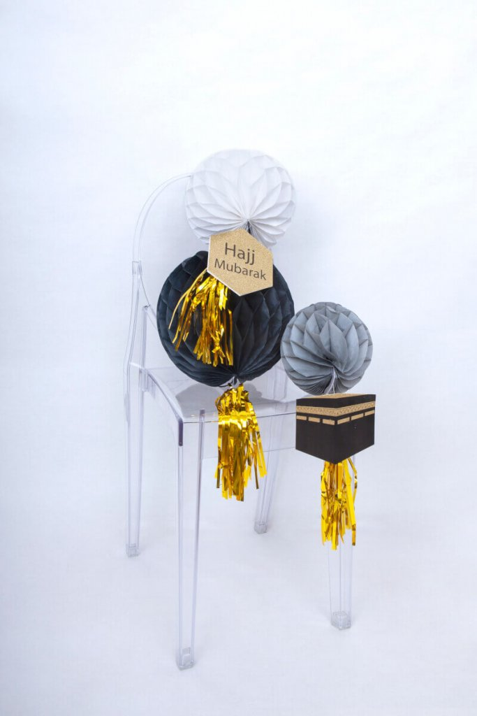 Hajj Medallions (case of 12)
