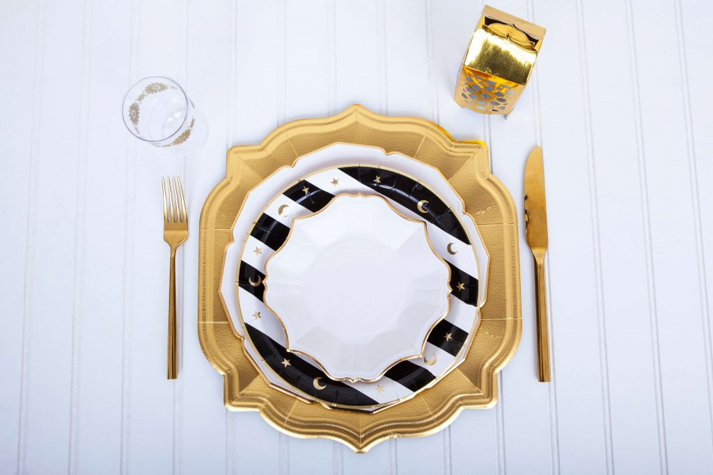 Madina Luncheon Plates (case of 12)