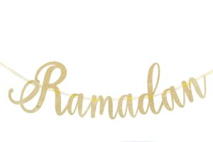 Ramadan Cursive Banner (case of 12)