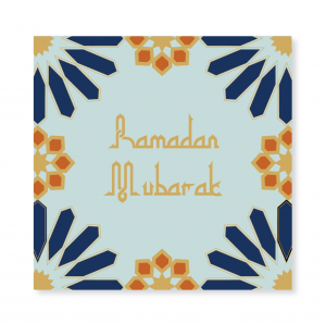 Marrakesh Ramadan Dinner Napkins (case of 12)